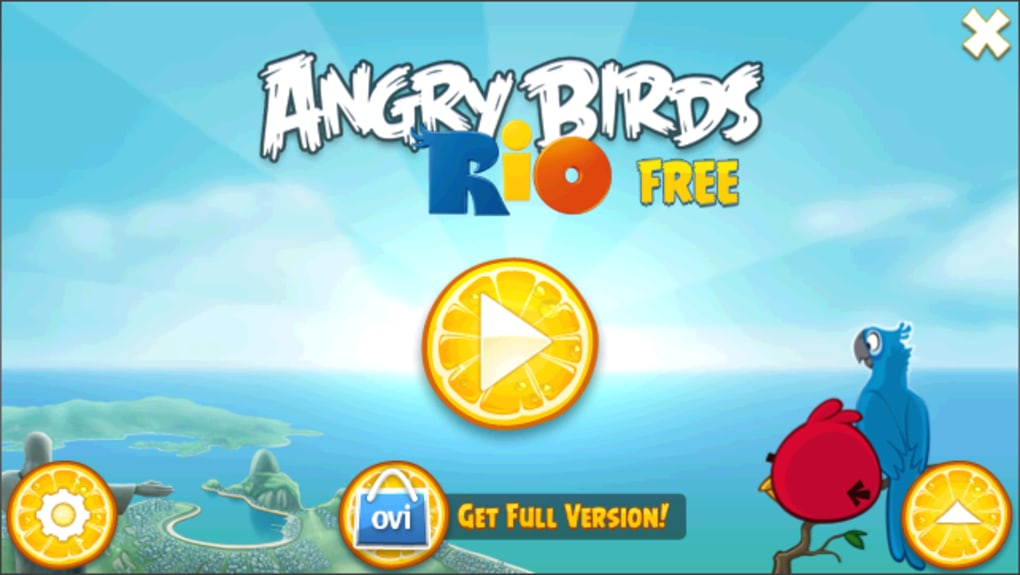 Angry Birds Rio For Symbian^3 |