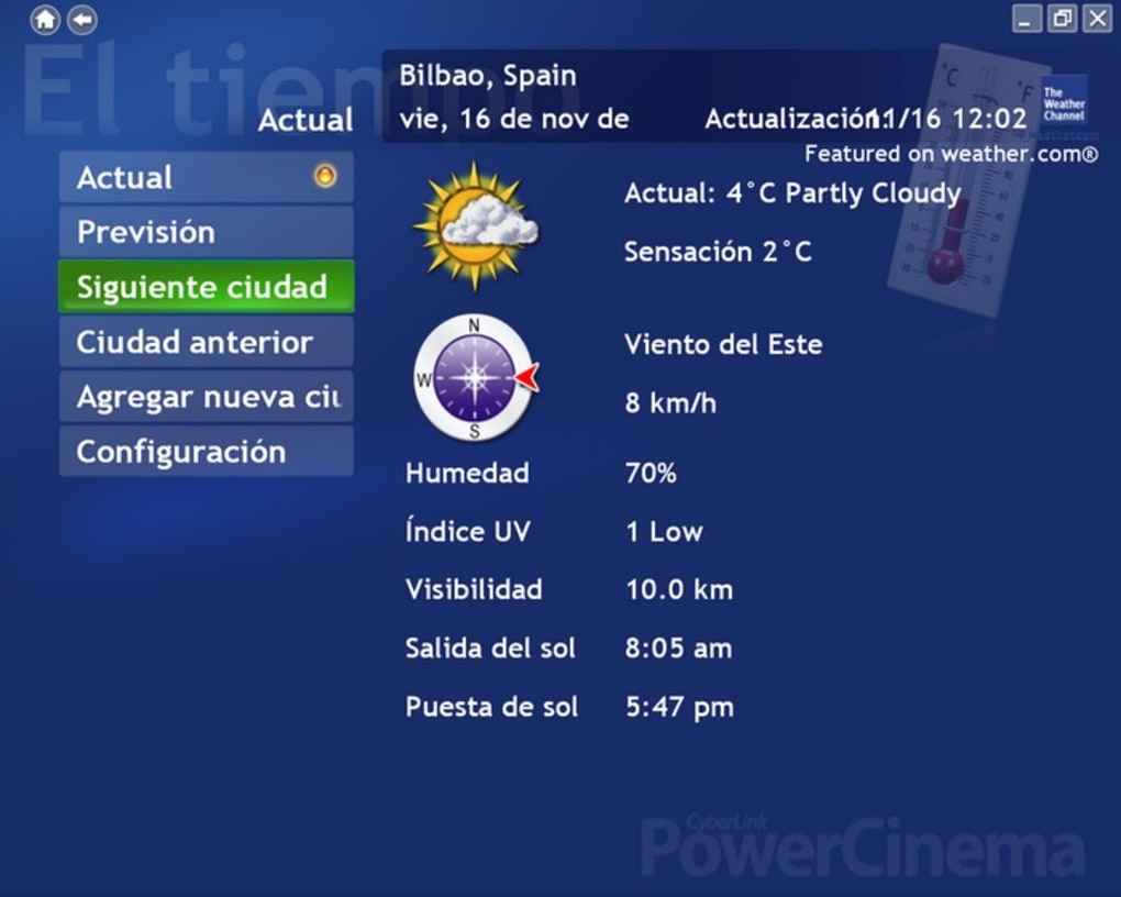 cyberlink powercinema para windows 7 gratis