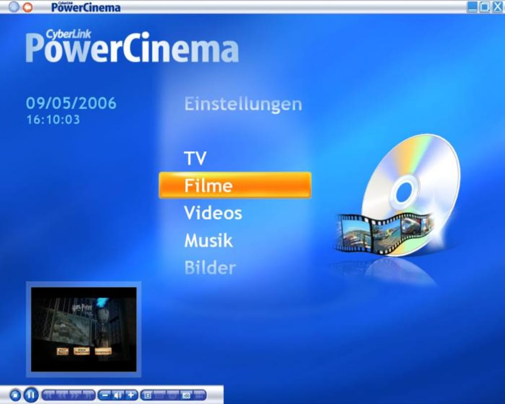 cyberlink powercinema