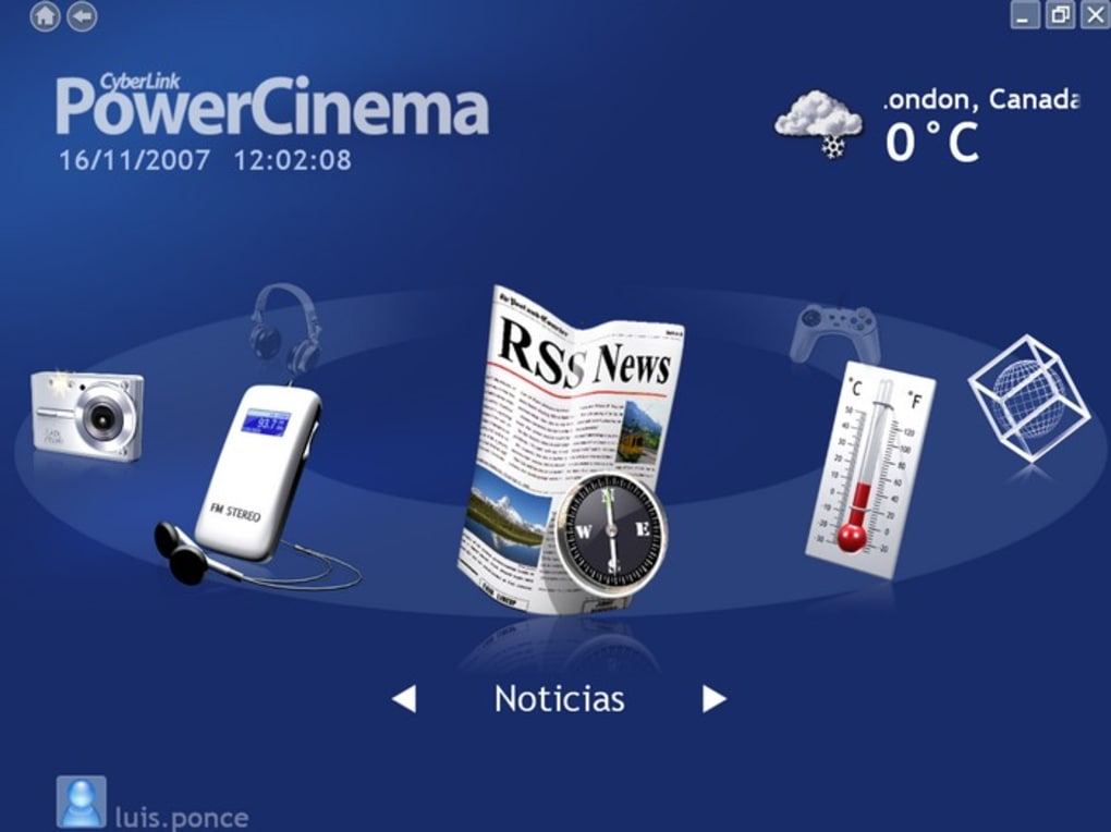 cyberlink powercinema gratis
