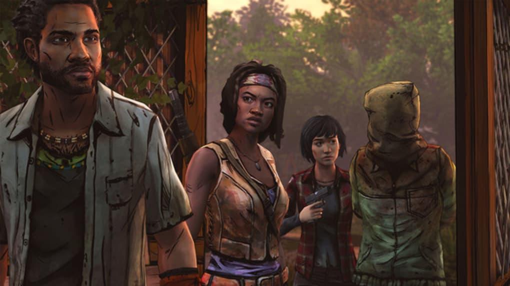The Walking Dead: Michonne - Download