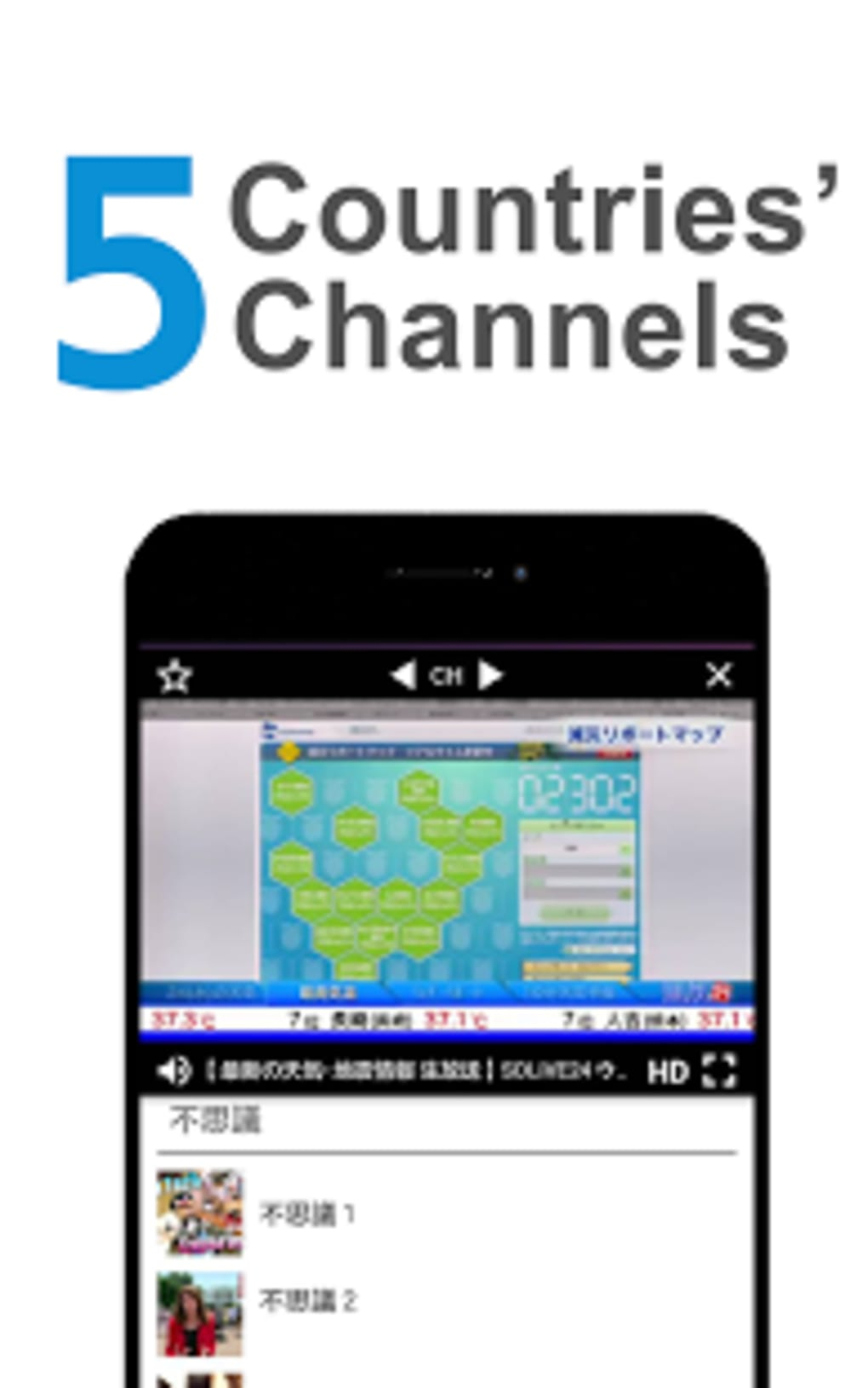 Free TV Shows App:News, TV Series, Episode, Movies for