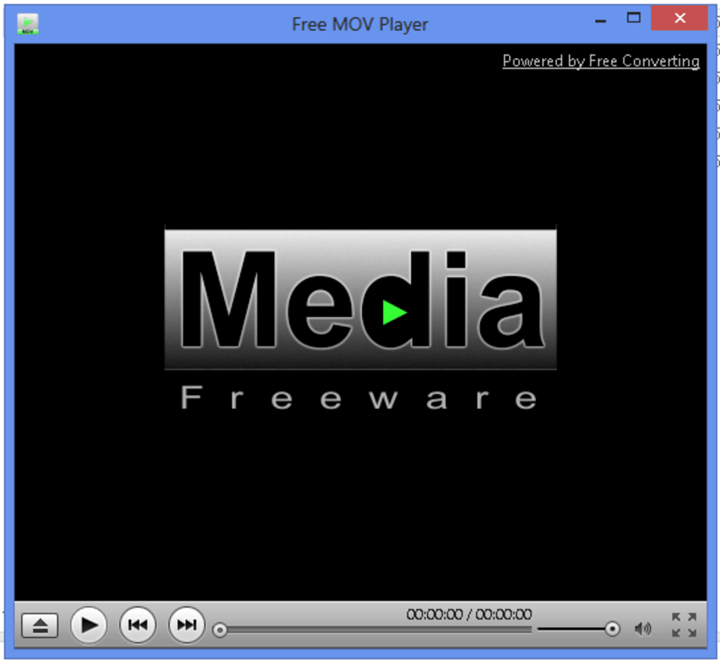Open files with file extension mov mov player.