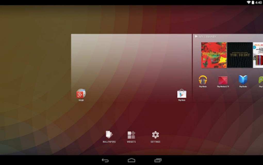 Google Now Launcher for Android - Download