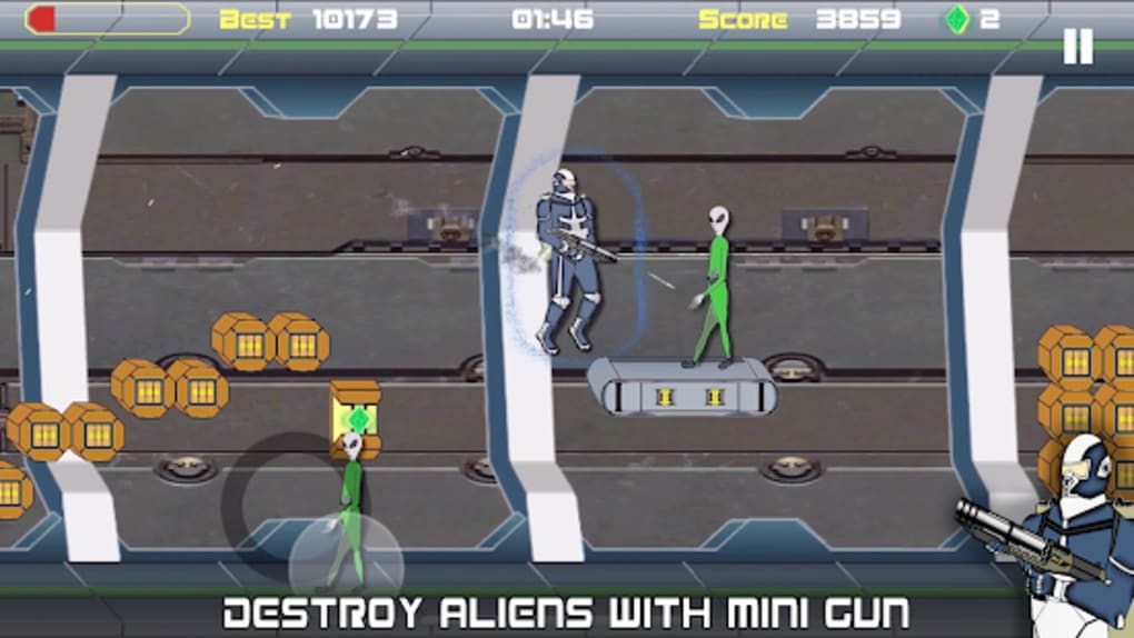 Alien Doom for Android - Download