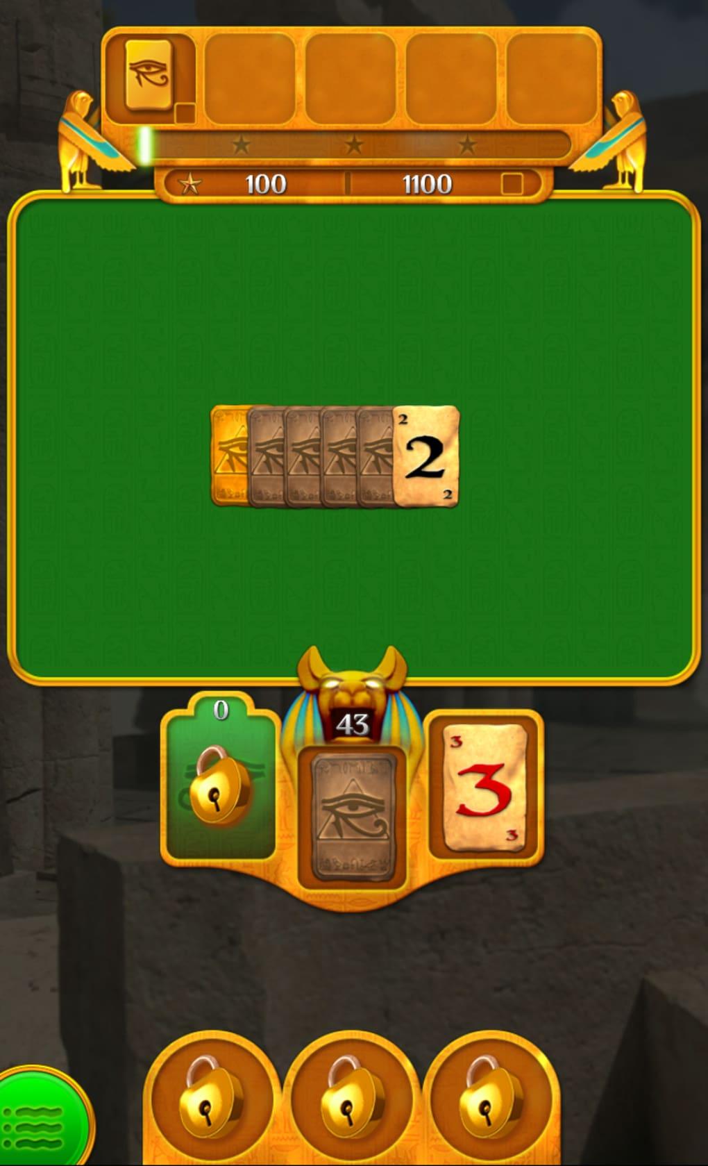 gioco pyramid solitaire saga