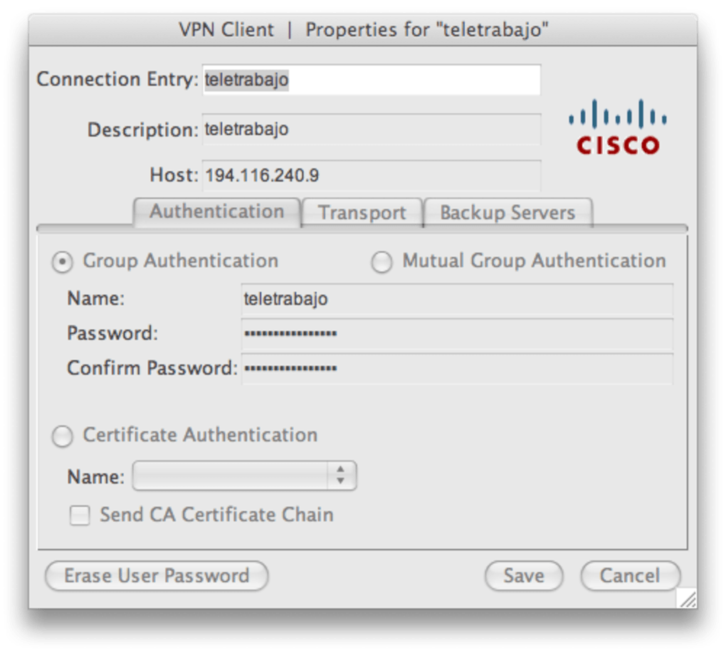 Cisco anyconnect vpn client download tum