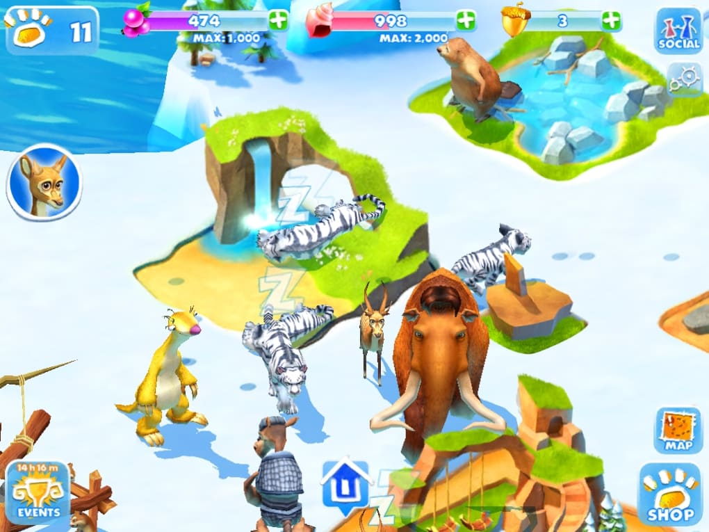 Ice Age Adventures For Android Download