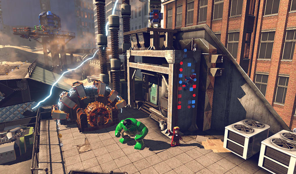 Lego Marvel Super Heroes - Download