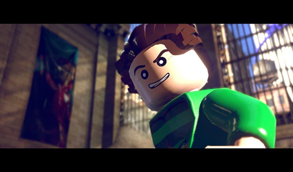 Lego Marvel Super Heroes - Download