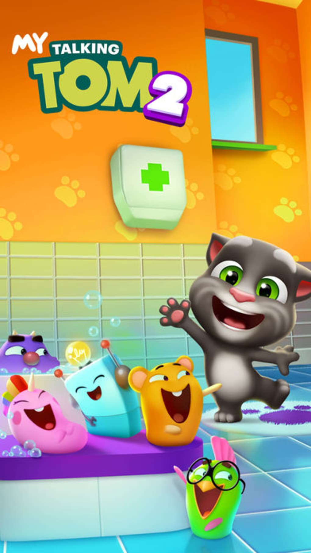 My Talking Tom 2 for iPhone - Download