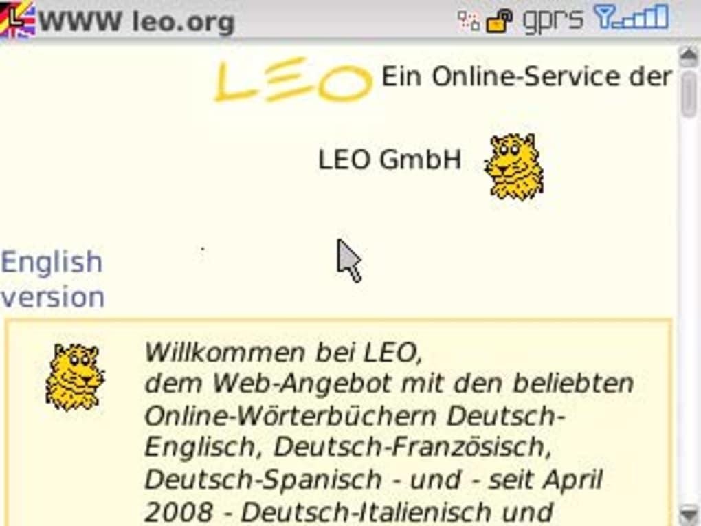 Leoorg Für Blackberry Download