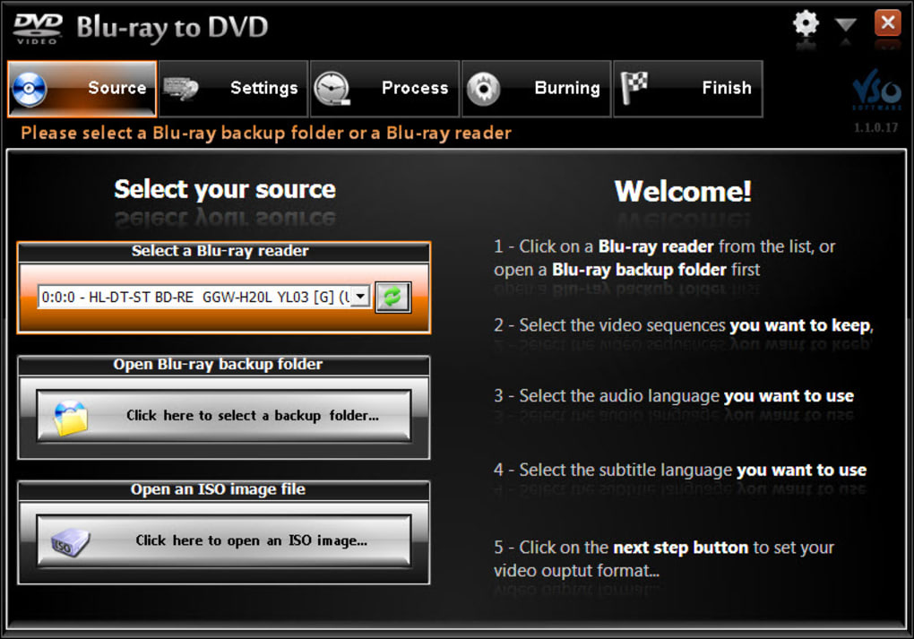 free software to convert bluray to dvd