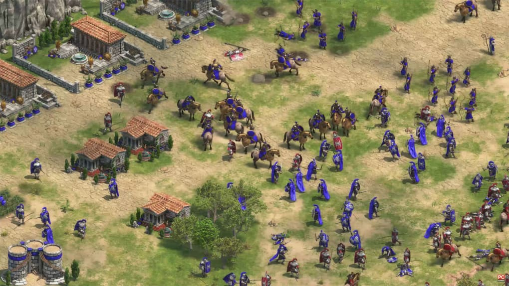 Age of Empires: Definitive Edition. 1/2 스크린샷