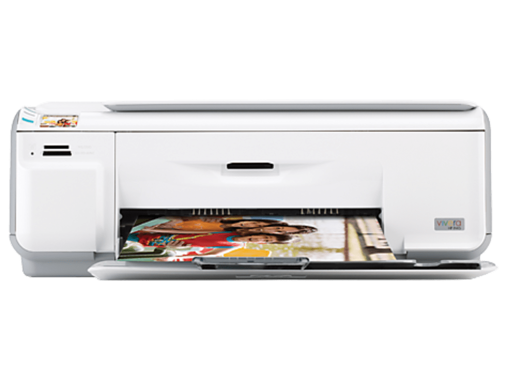 HP Photosmart C4485 Printer drivers