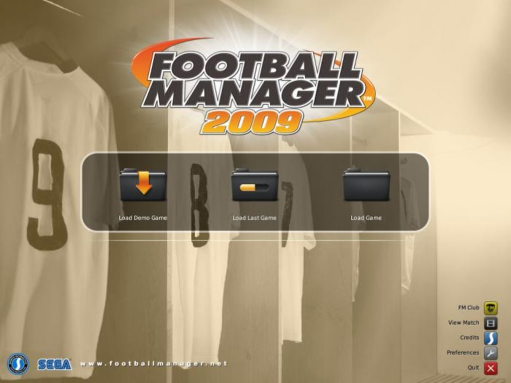 football manager 2009 free download full game mac
