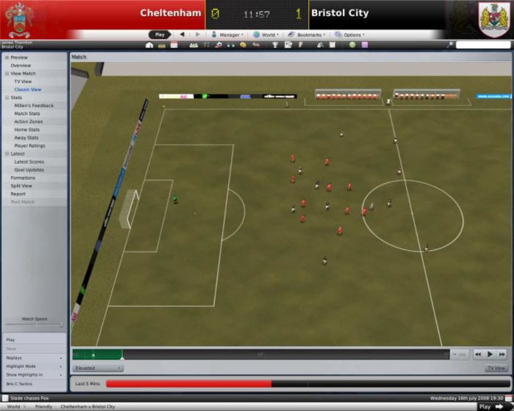 Football Manager Free Download for Windows 10 7 8/ (64 bit/32 bit)