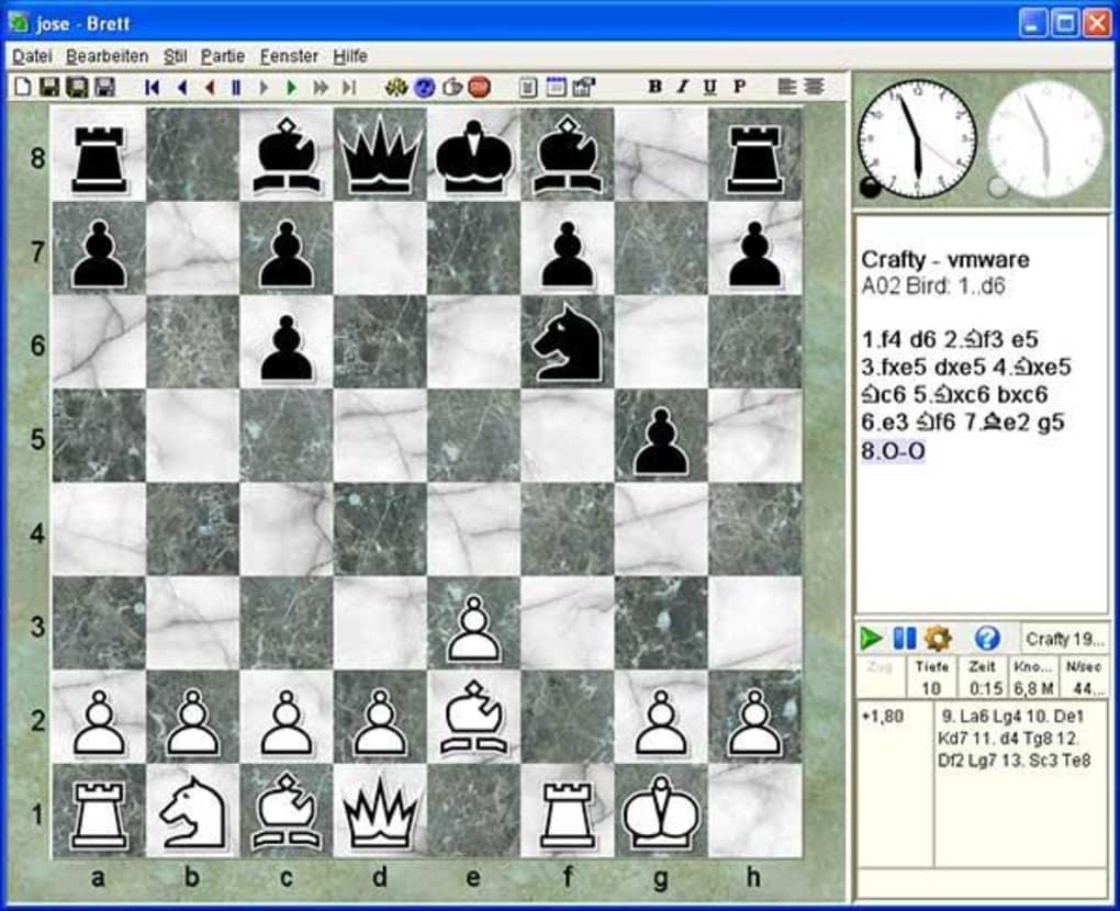 Opinions about Jose Chess