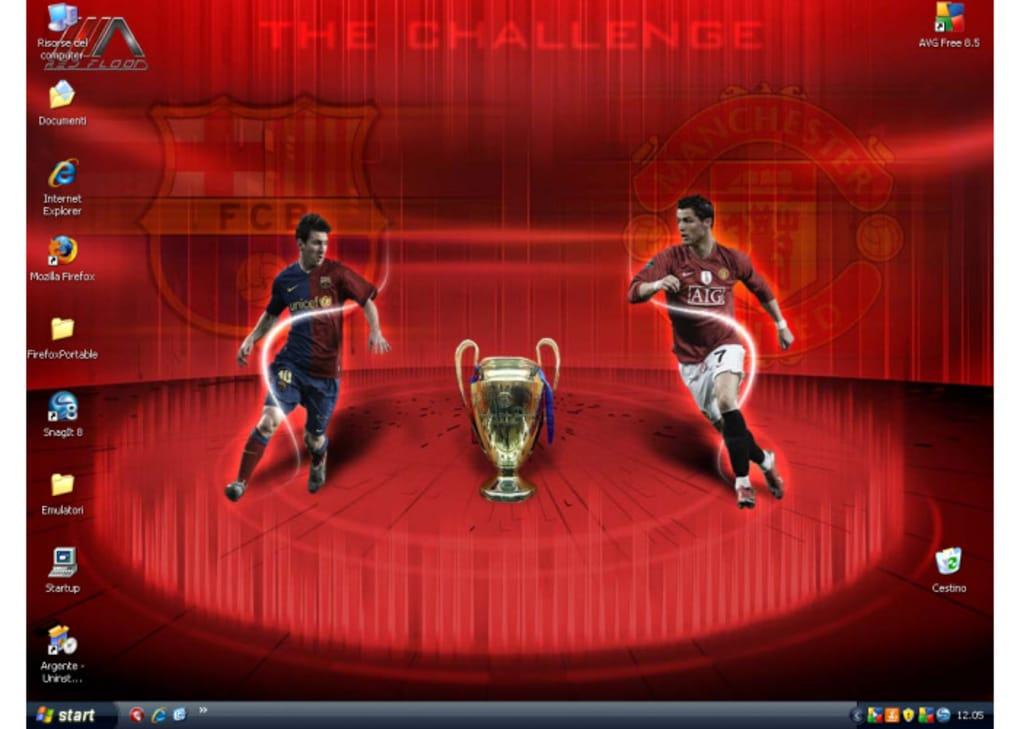 Champions League Final 2009 Wallpaper - Download