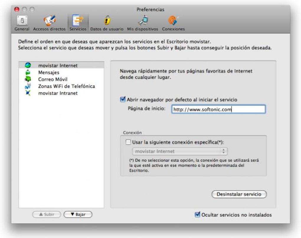 Escritorio movistar para mac descargar for Escritorio movistar 8 8
