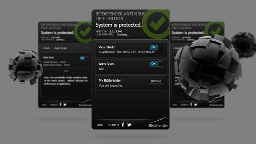 download free bitdefender antivirus free edition
