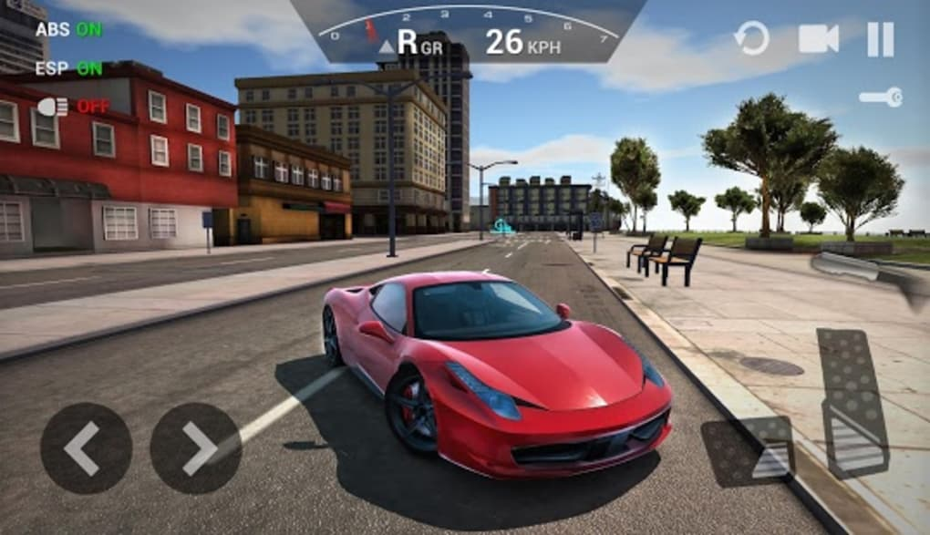 Car Driving Games >> Ultimate Car Driving Simulator For Android Download