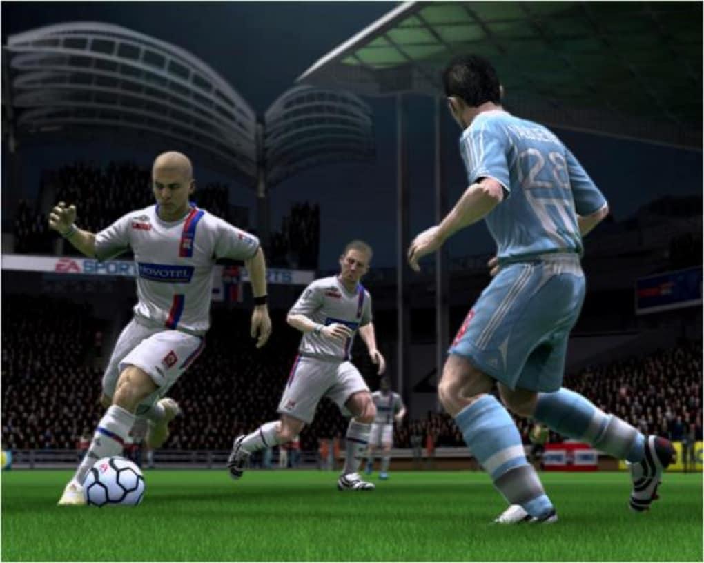 fifa 2009 demo sur clubic
