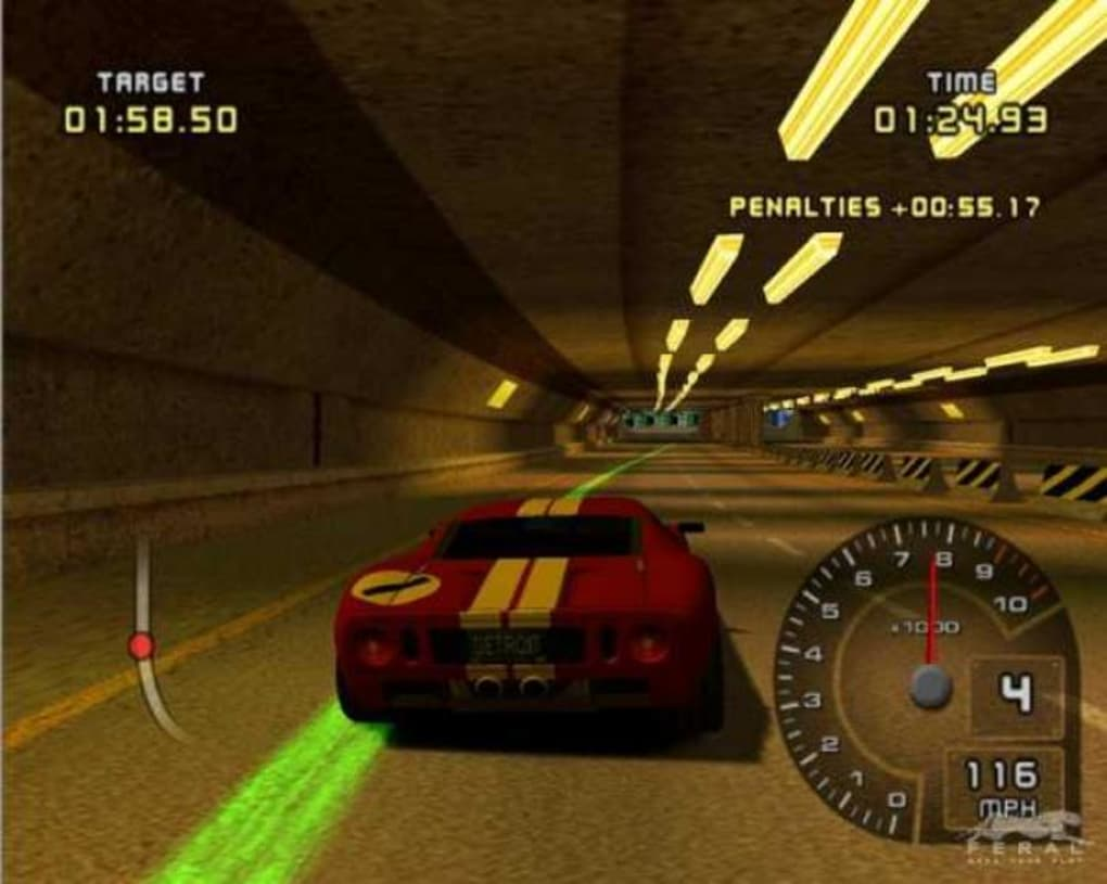 32 legendary cars and amazing game modes!