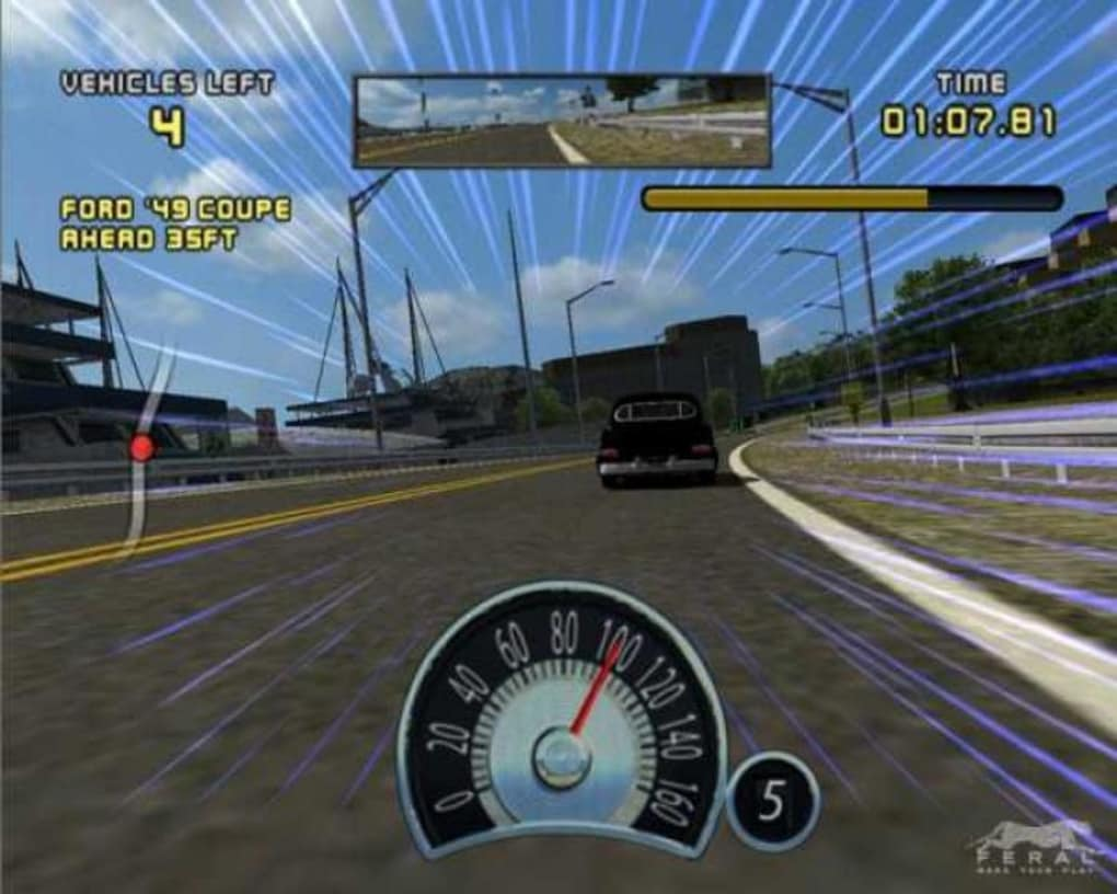 More About Ford Racing 3