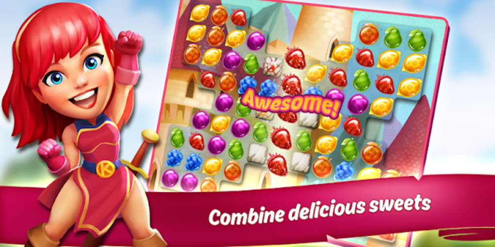 KingCraft  Candy Garden
