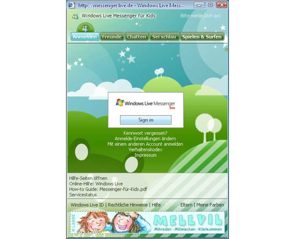 Live-Freunde chatten online