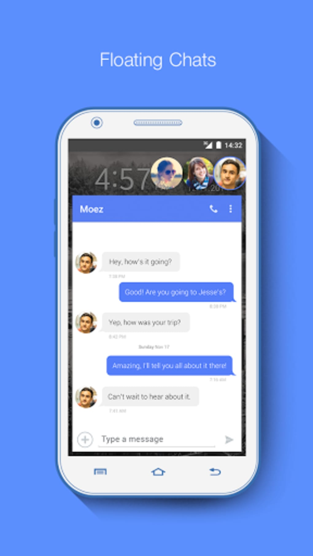TextNow - free text + calls for Android - Download