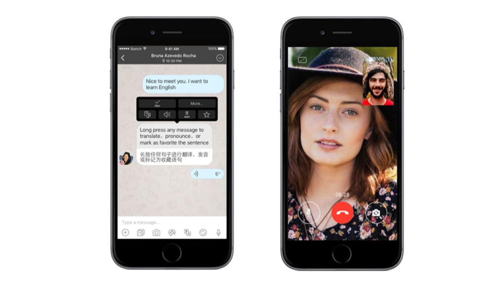 HelloTalk for iPhone - Download