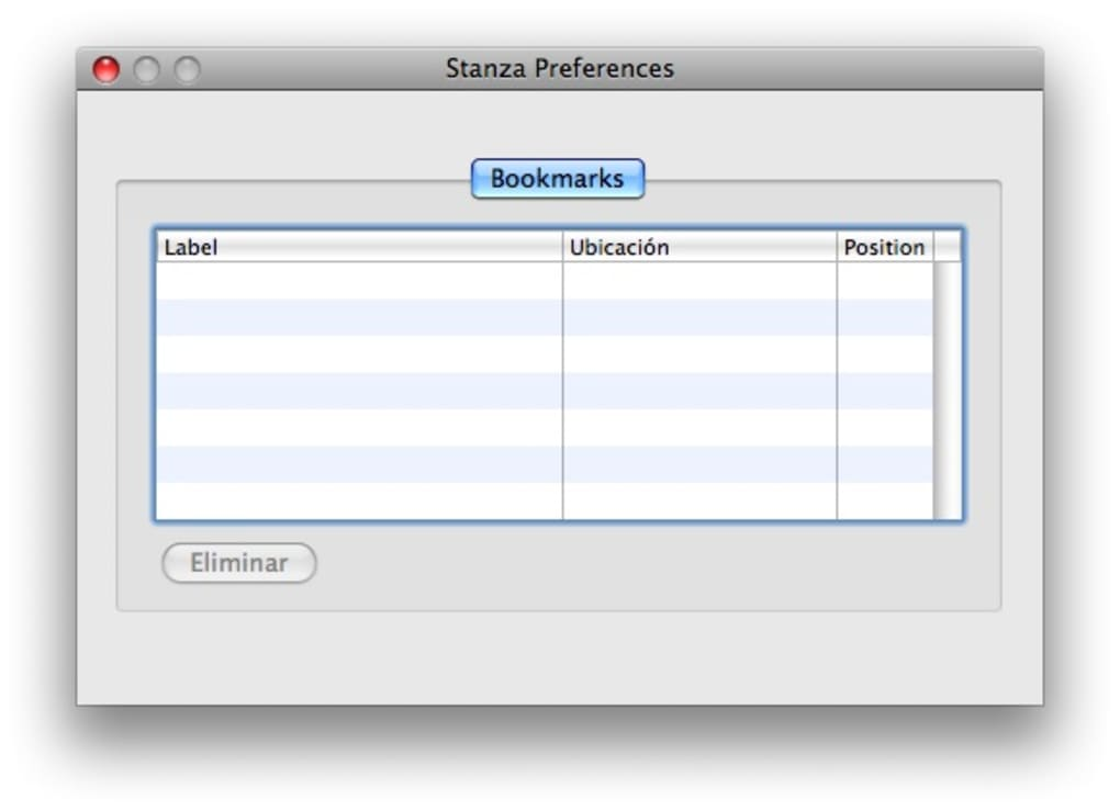 Stanza for Mac - Download
