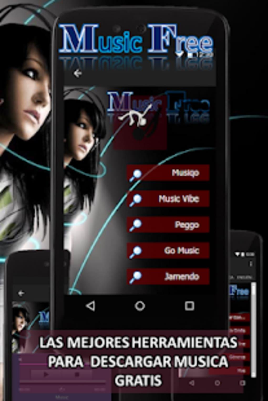 descargar mp3 gratis para celular