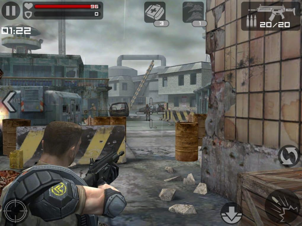 Frontline Commando for iPhone - Download
