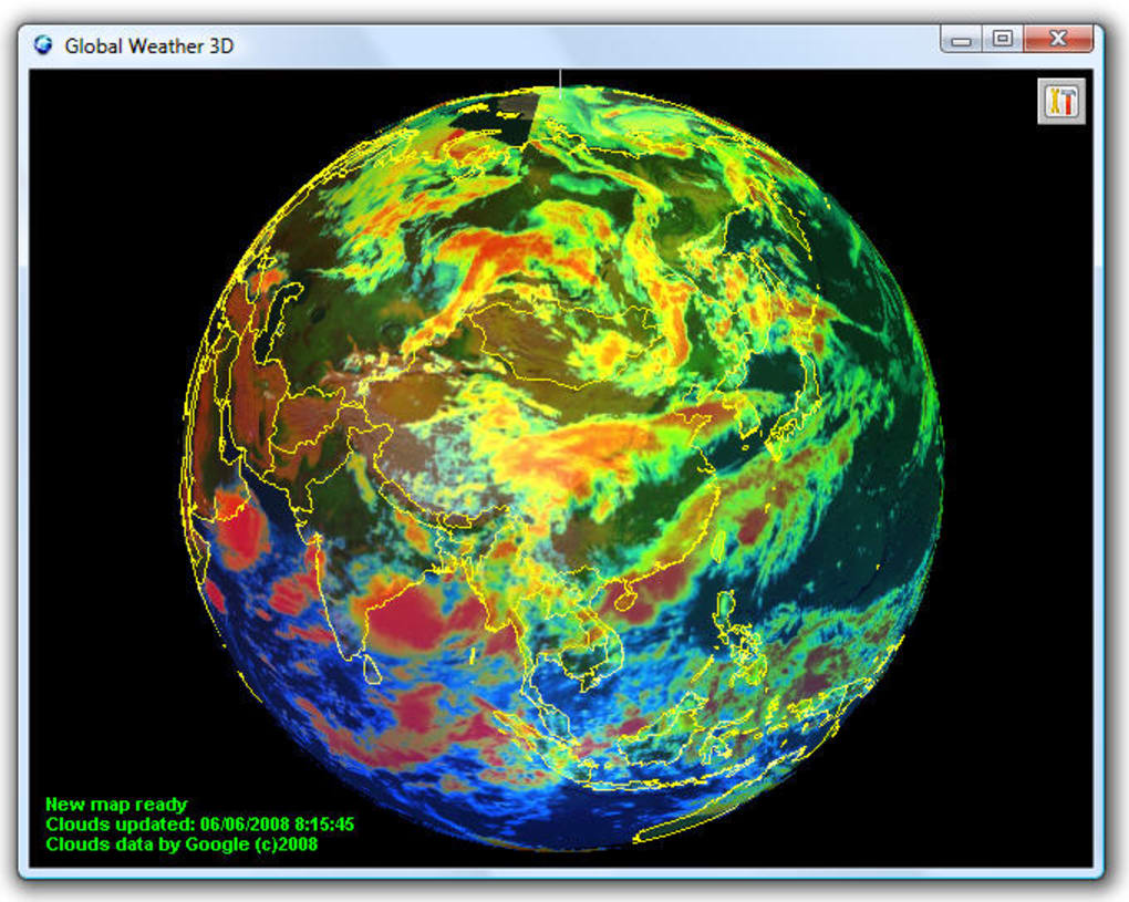 Global Weather 3d Download