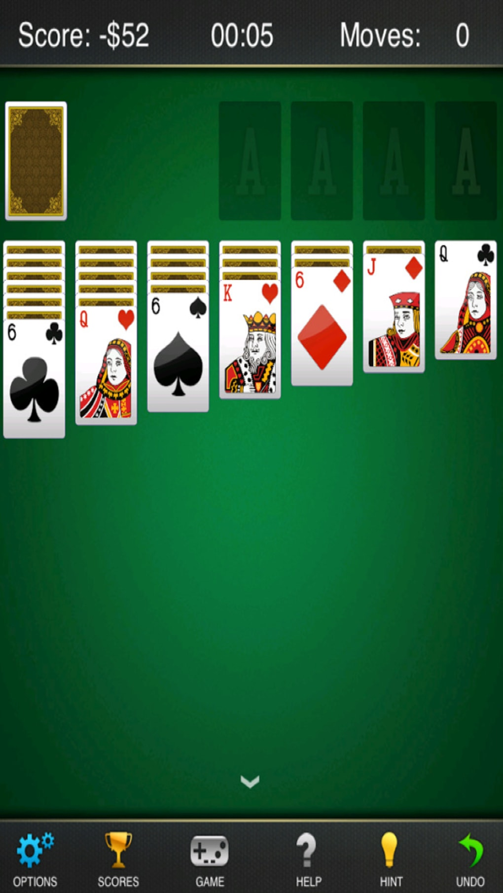 Solitaire Klondike Classic For Iphone Download