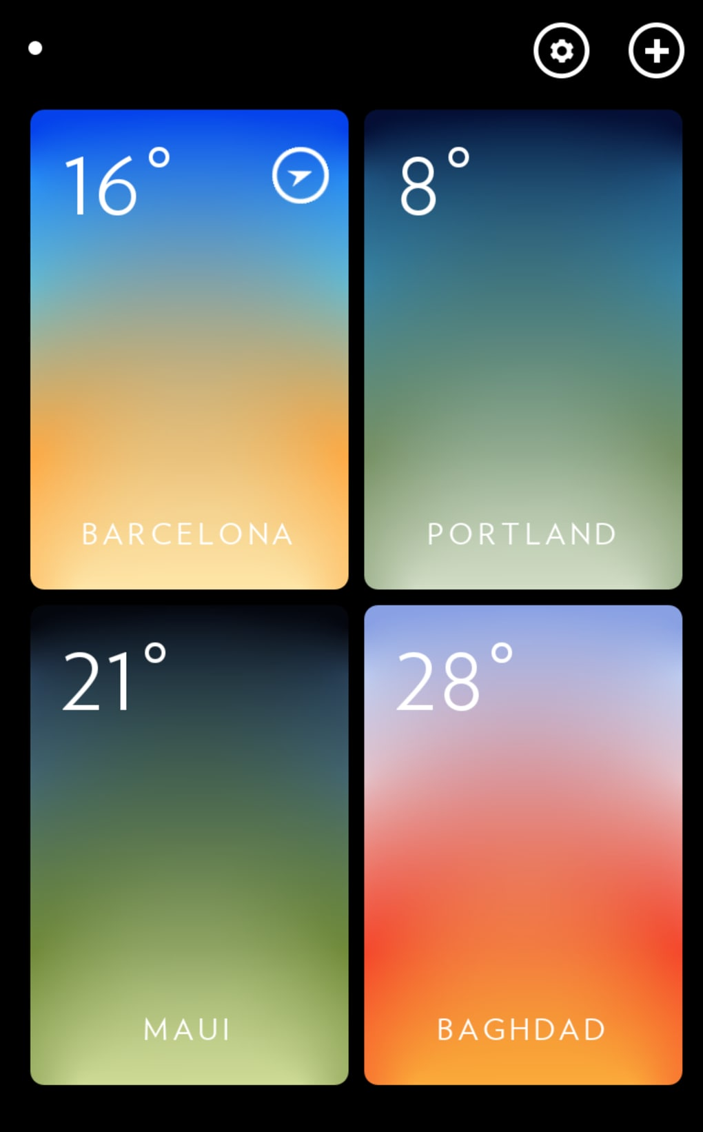 Solar : Weather for iPhone - Download
