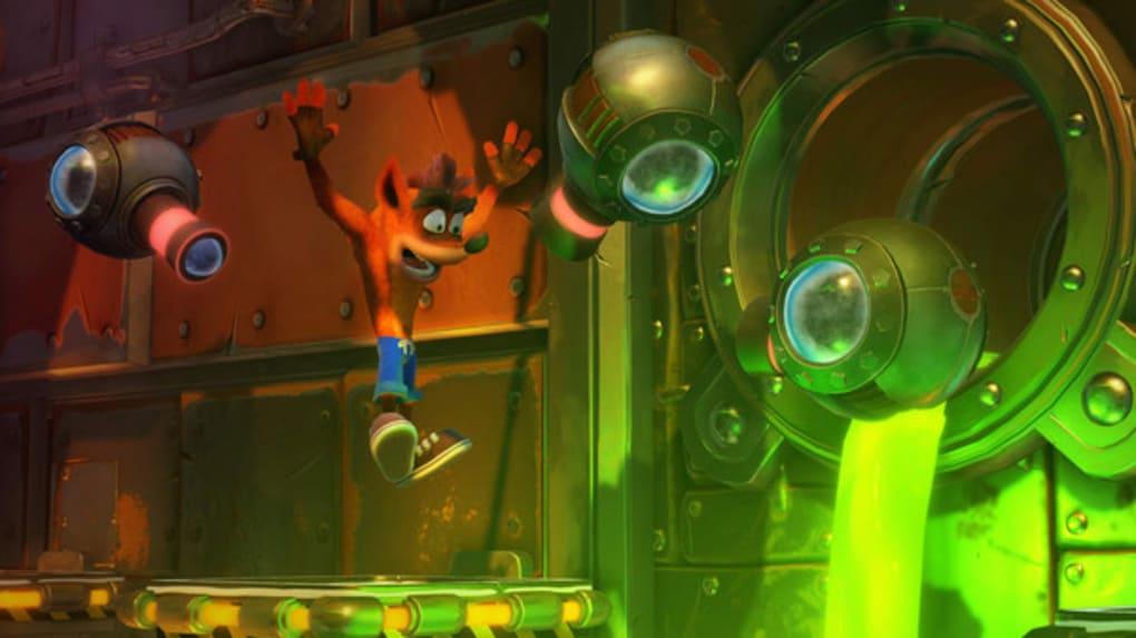 Crash Bandicoot N  Sane Trilogy - Download