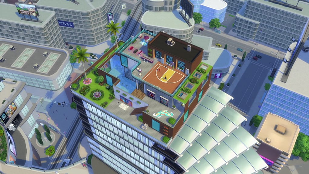 The Sims 4 City Living - Download