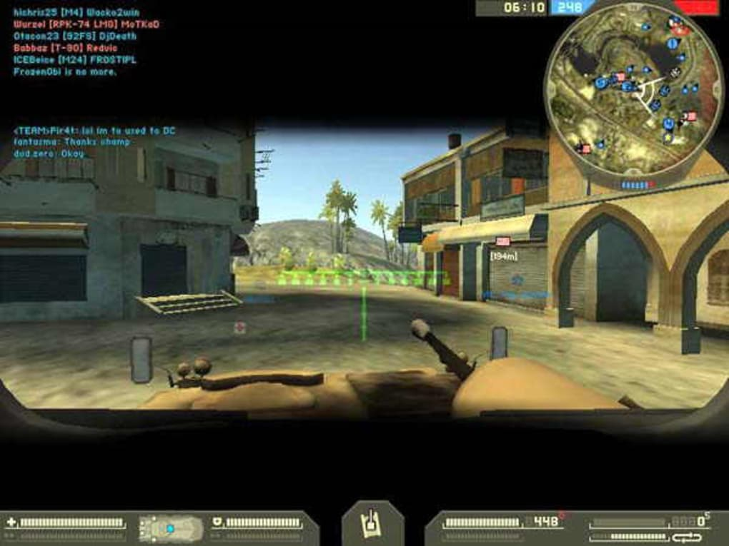 demo jouable battlefield 2