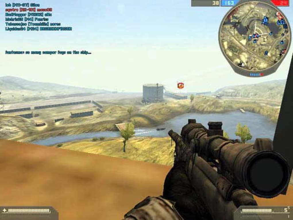battlefield 2 demo jouable