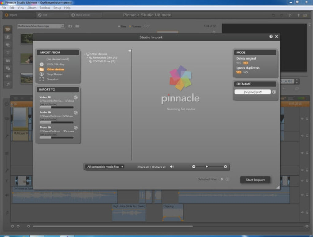 pinnacle studio 9 full version free download