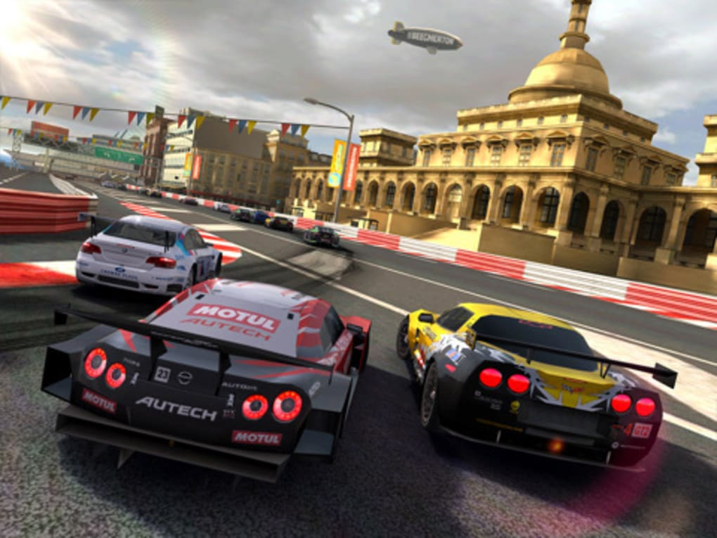 Real Racing 2 Reveals Exciting New Features For OS X Mountain Lion