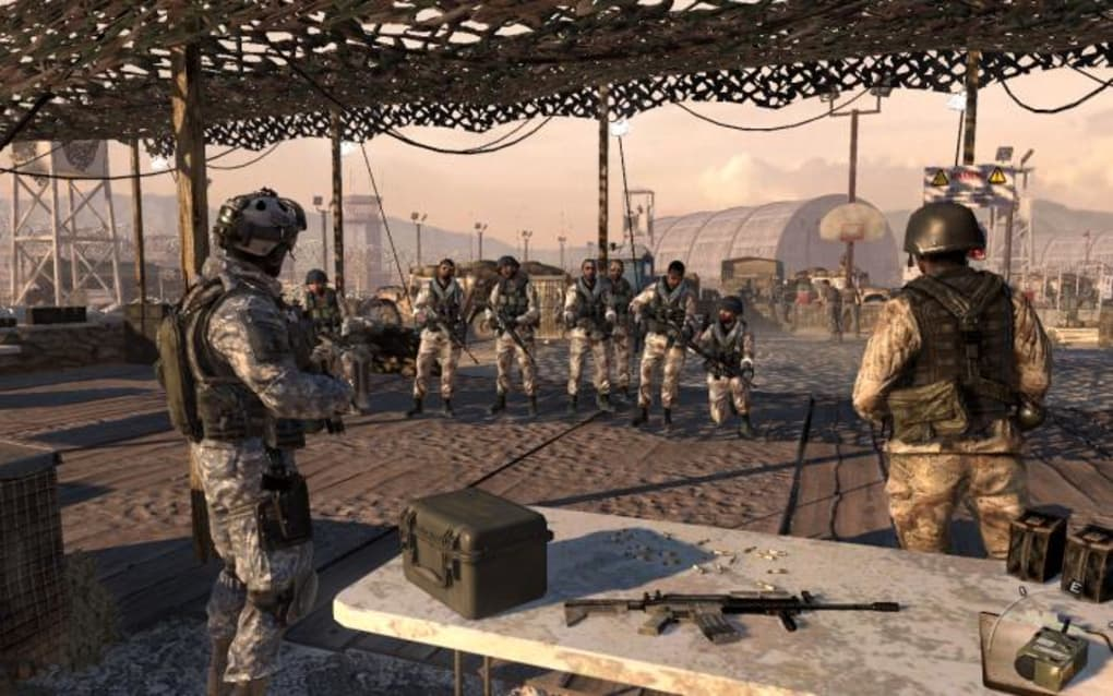 download call of duty modern warfare 2 for pc highly compressed