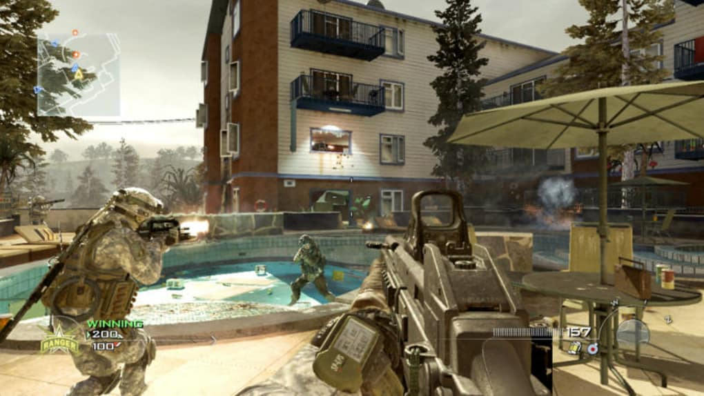 call of duty modern warfare 2 online pc download free