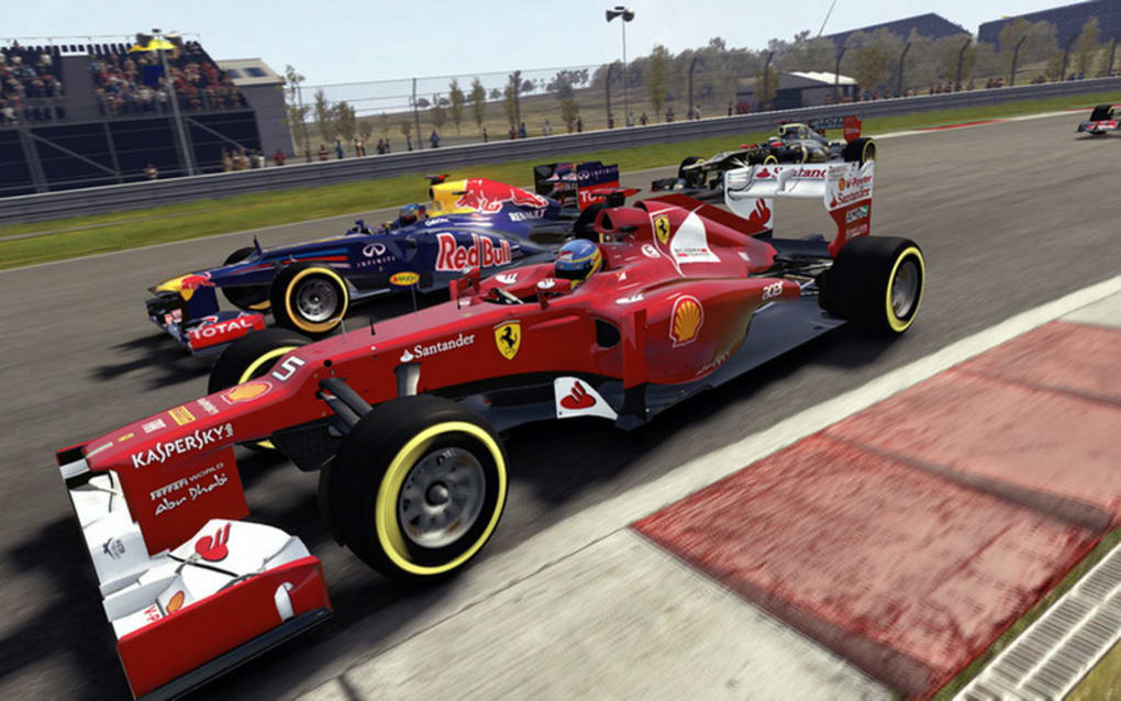 F1 2012 free download gamehackstudios.