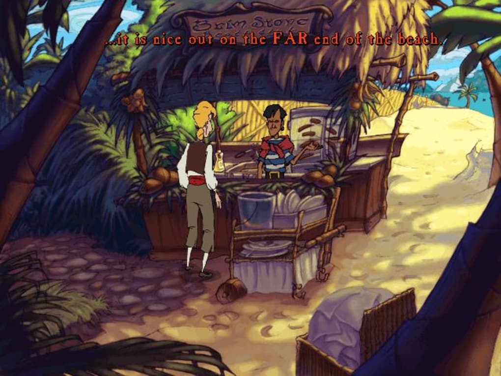 the curse of monkey island download full game free