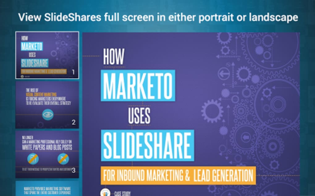 SlideShare for Android - Download